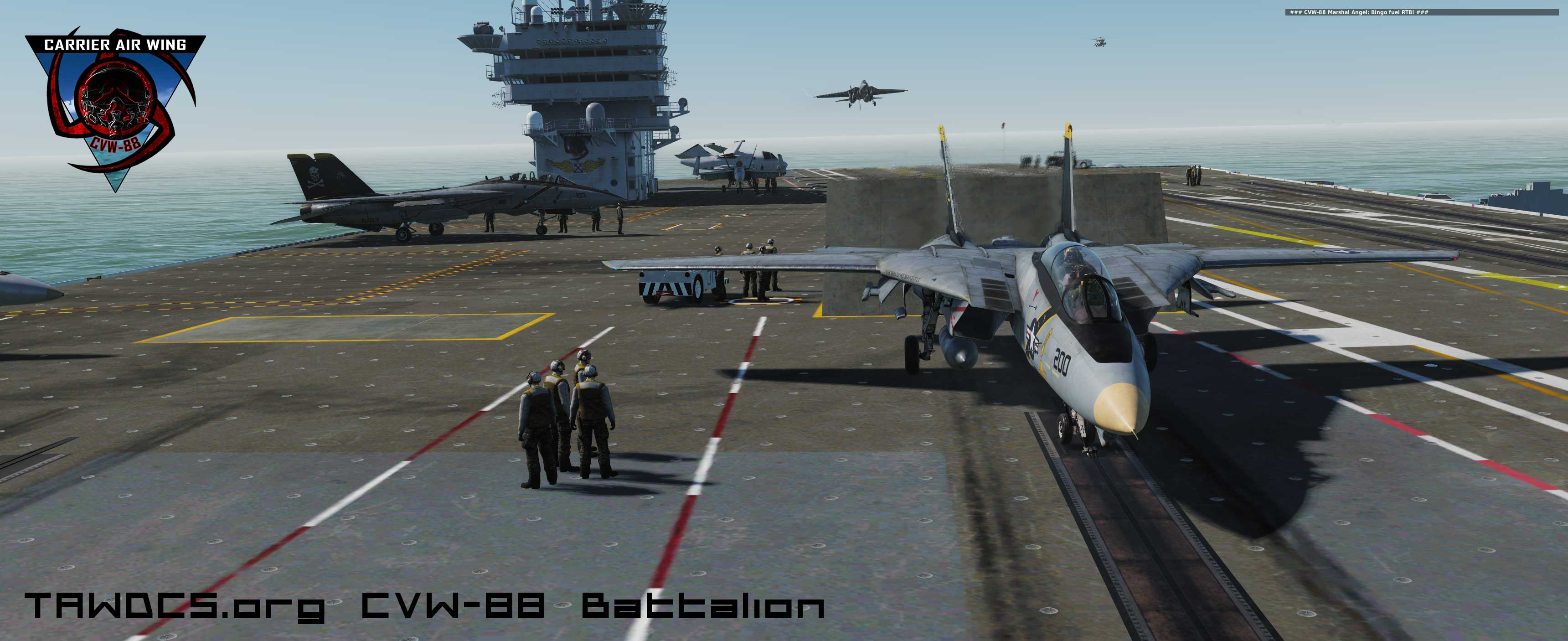 TAWDCS org - CVW-88 Battalion is looking for serious pilots